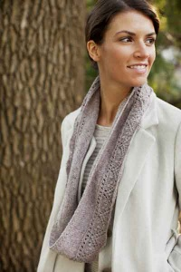 Brooklyn Tweed Pei Loop Scarf