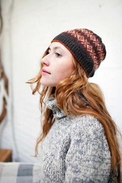 Brooklyn Tweed Seasons Hat