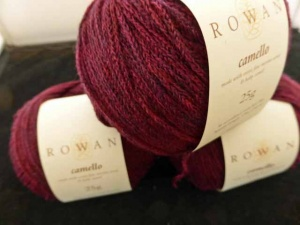 Rowan Selects Camello #004, Rich Red