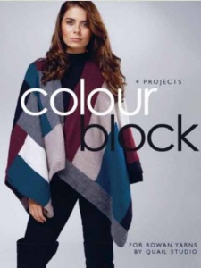 Rowan Colour Block Collection by Quail Studio