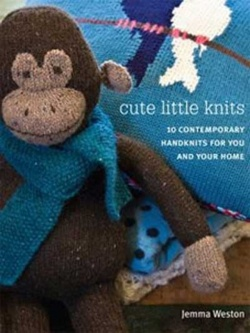 Cute Little Knits by Jem Weston