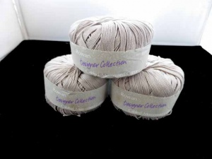 Rowan Cabled Mercerised Cotton #325, Mushroom