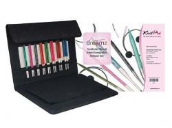 Knit Pro Symfonie Dreamz Interchangeable Deluxe Circular Needle Set