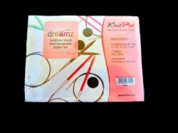 Knit Pro Symfonie Dreamz Interchangeable Starter Circular Needle Set