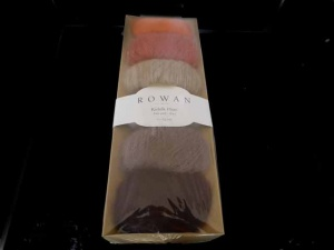 Rowan Kidsilk Haze Fade Kit - Rust
