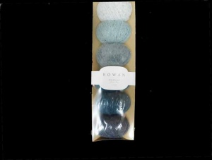 Rowan Felted Tweed Fade Kit - Blue
