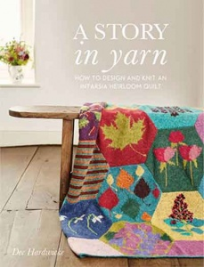 Rowan A Story in Yarn by Dee Hardwicke