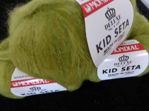 Mondial Kid Seta #557, Apple Green