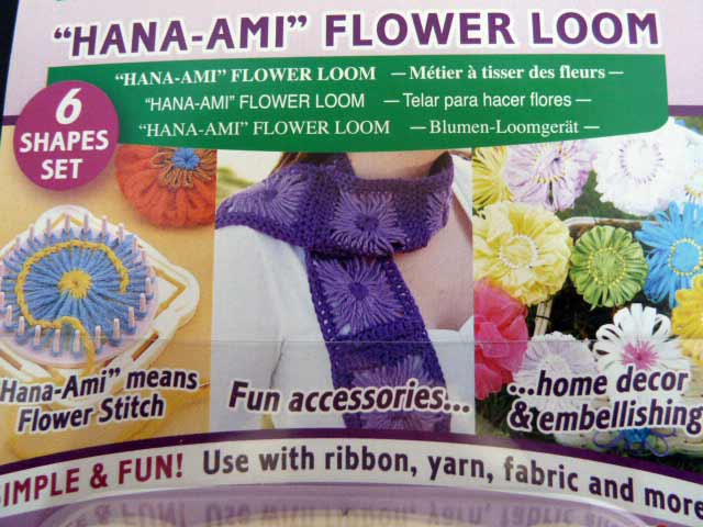 Clover HANA-AMI Blumen-Loomger/ät