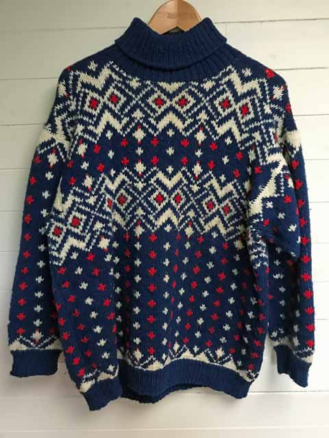 Jaeger Matchmaker Aran Nordic Style Sweater Jannette S Rare Yarns