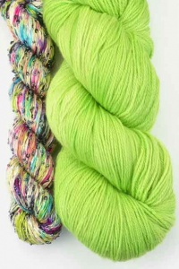 Artyarns Lazy Days Shawl Kit - Spring