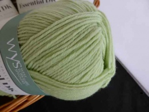 West Yorkshire Spinners Essential DK #609, Light Green