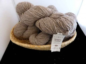 Rowan Magpie Tweed #772, Squirrel