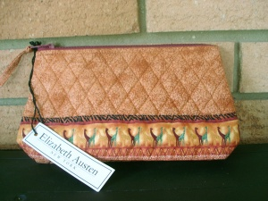 Medium Accessory Case in Serengeti