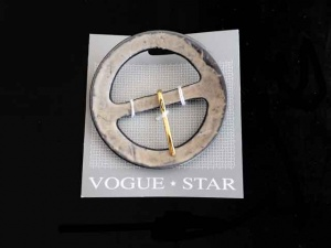 Vogue Star Circular Buckles