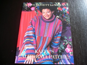 Rowan Kaffe Fassett California Patches