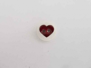 Rowan Tiny Love Heart Buttons