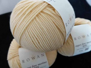 Rowan Super Fine Merino 4 Ply #267, Fresh