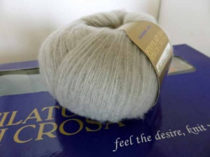 Filatura di Crosa Superior #120, Pearl Grey