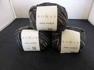 Rowan Selects Stone Washed #004 - Dark Aged