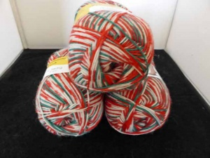 Regia 4 Ply Wool Seasons Sock Yarn - #9407, Tannenbaum