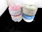 Rowan Cabled Mercerised Cotton - 4 Assorted Balls
