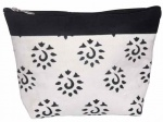 Knit Pro Amber Big Zipper Pouch - Black