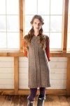 Brooklyn Tweed Amherst Sweater Dress