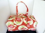 Milward Knitting Bag - Rose