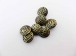 ''Bronze'' Celtic Knot Buttons