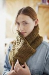 Brooklyn Tweed Kildare Cabled Scarf
