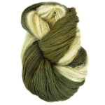 Artyarns Drama Queen Shawl Kit - Olive