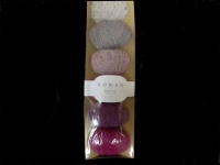 Rowan Felted Tweed Fade Kit - Pink