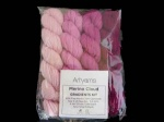 Artyarns Merino Cloud Gradients Kit in Fuchsia