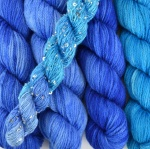 Artyarns Gradients Glitter Kit - Blue