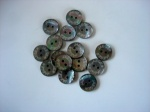 Jaeger Medium Grey Pearl Buttons #J1004