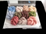 Artyarns Kaleidoscope Cashmere Shawl Kit - Pastels Colour Way