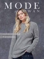 Mode at Rowan -  4 Projects Cashmere Tweed