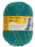 Dee Hardwicke 4 Ply Wool Garden City Sock Yarn - Muscari