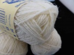 Jamieson's Shetland Spindrift #104, Natural White