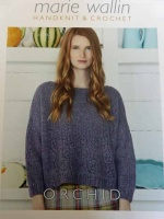 Orchid Sweater Pattern by Marie Wallin