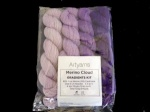 Artyarns Merino Cloud Gradients Kit in Purple