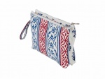 Knit Pro Radiance Fabric Zipper Pouch - Large
