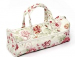Hobby Gift Premium Craft Bag - Roses