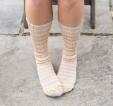 West Yorkshire Spinners Sherbet Fizz Socks