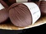 Rowan Softknit Cotton #593, Cocoa