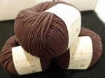 Rowan Wool Cotton #956, Coffee Rich