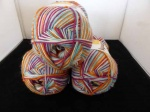 Regia 4 Ply Wool Seasons Sock Yarn - #9410, Zuckerstange
