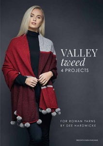 Rowan Valley Tweed - 4 Projects by Dee Hardwicke